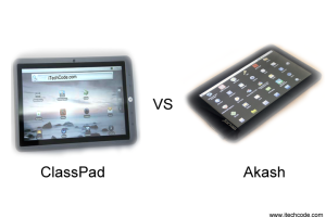 Akash & Classpad
