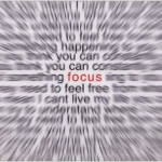 4 Ways to help you Focus on Blogging