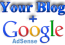 Google Adsense & Blog