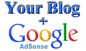 Google Adsense & Blog