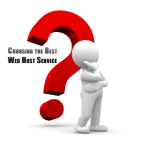 How To Choose The Best Web Hosting Yourself?