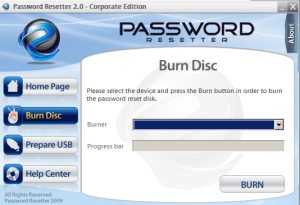 Giveaway Password Resetter Password Recovery Tool
