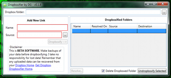 How To Sync Your Programs Data With Dropboxifier