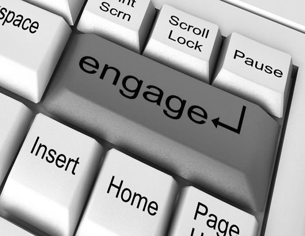 Engaged Audience with Social Media