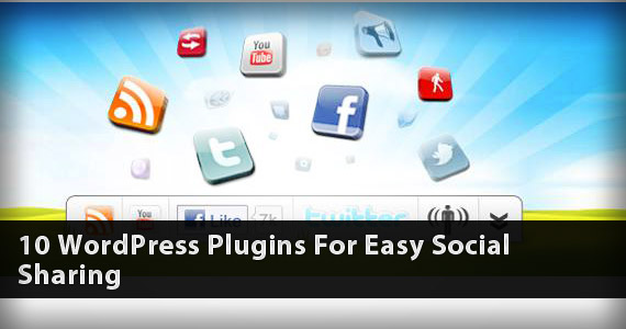 awesome social sharing plugins for wordpress