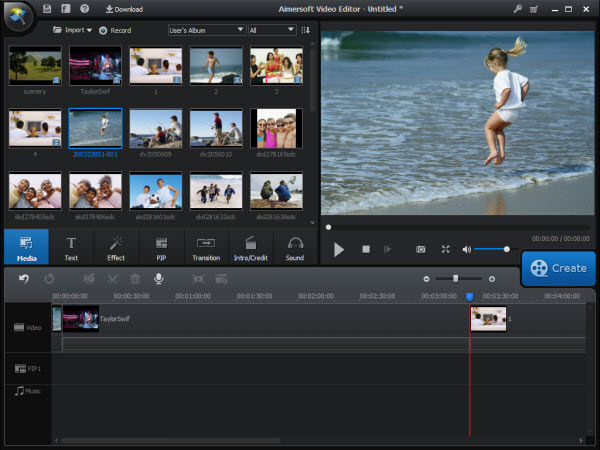Giveaway #13: Win Aimersoft Video Editor | Review