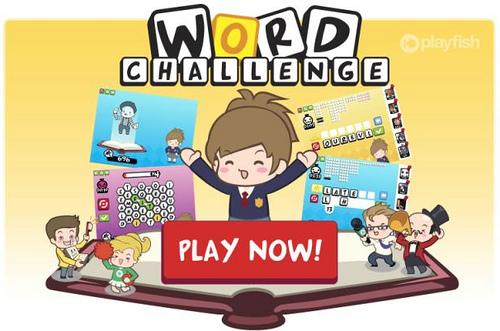 Image 4 - Word Challenge