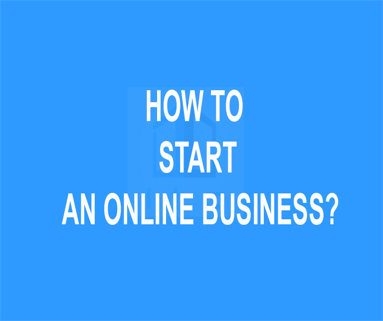 how to start online business