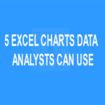 5 Excel Charts Data Analysts Can Use