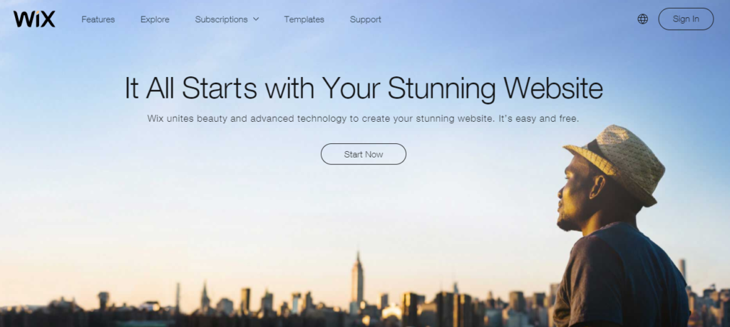 The Usefulness of Wix as a Website Builder