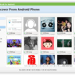 Recover Deleted Photos with TunesBro DiskLab for Android