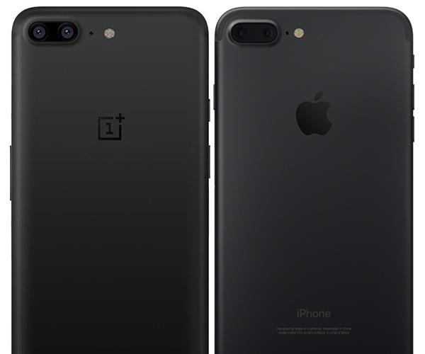 iPhone 7 vs. OnePlus 5 Best Smartphone Showdown
